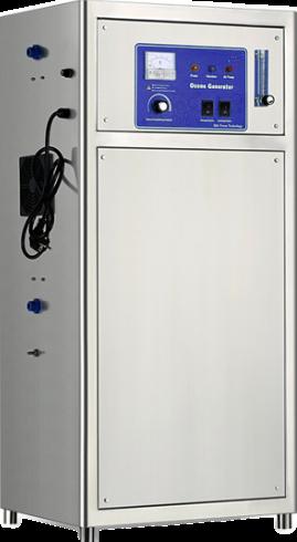 纯净水消毒灭菌臭氧发生器、150克臭氧消毒机-广州市艾利普环保设备有限公司